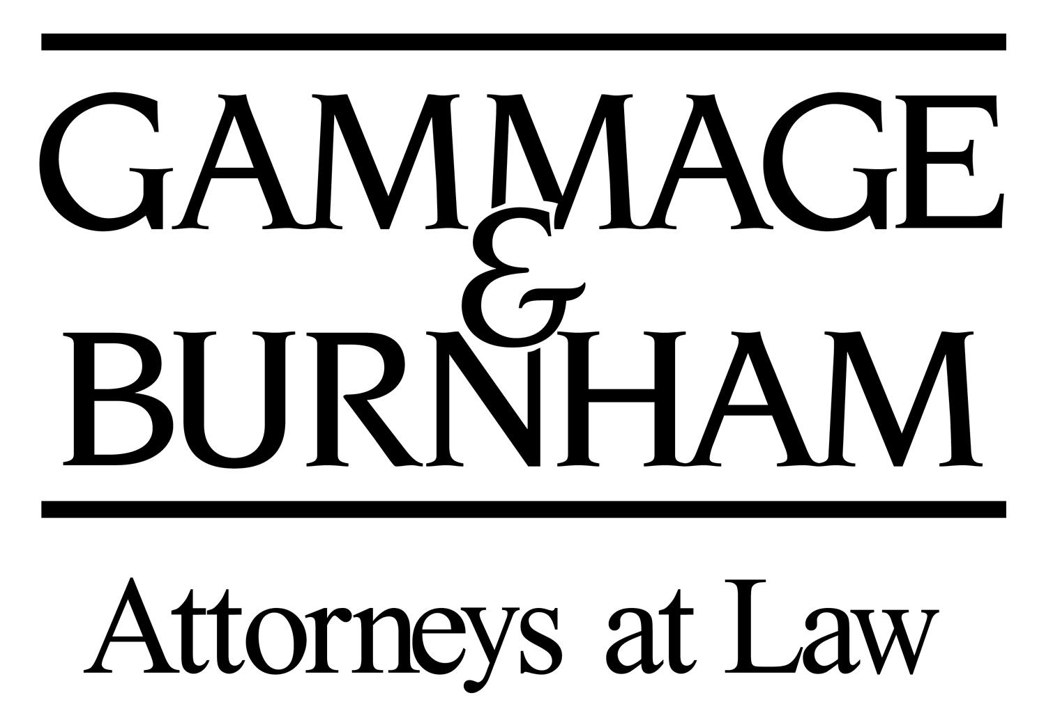 Gammage Logo