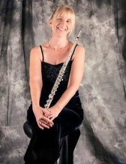"September 14: ""Sonatas and Serenades"" with flutist Tina Burr Applegren"