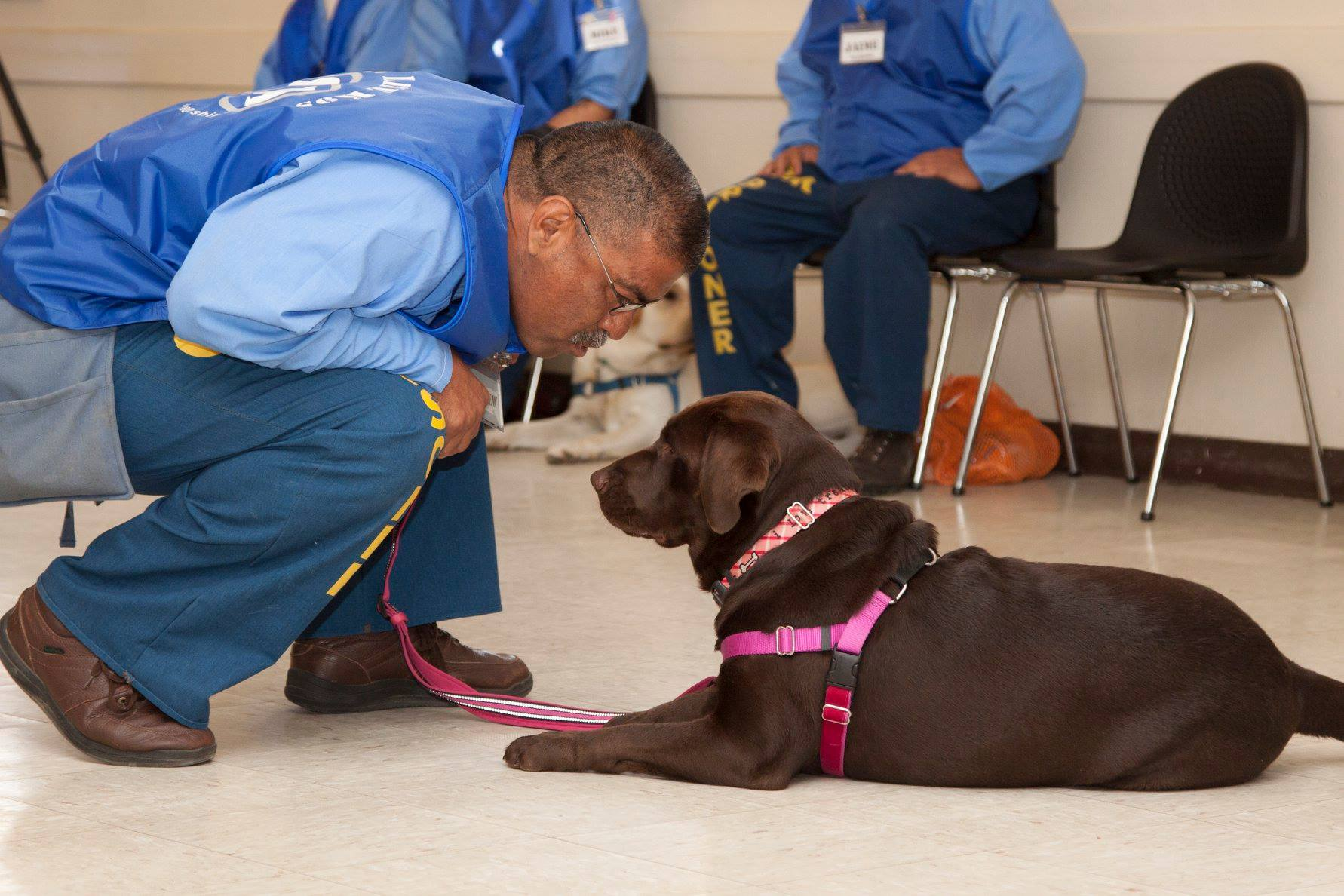 Hope with Inmate