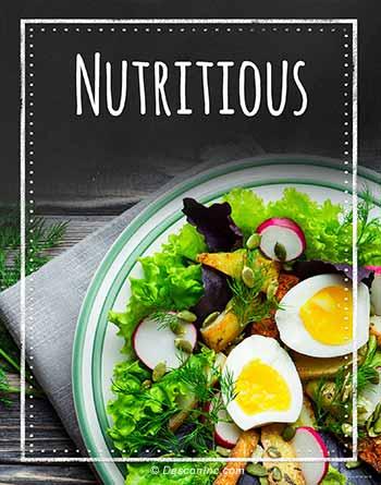 Nutritious