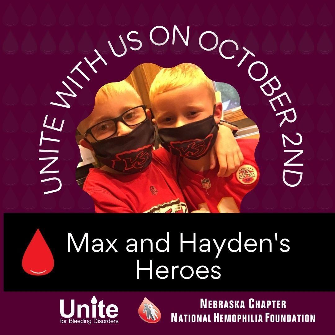 Max and Hayden's Heroes