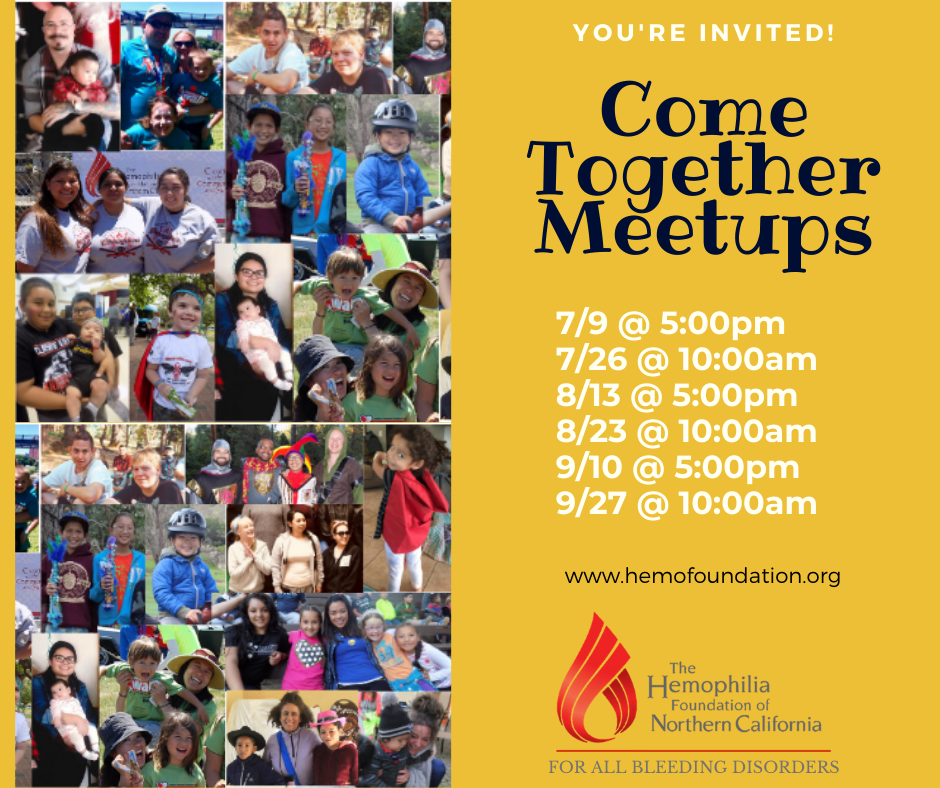 Come Together Meetups!