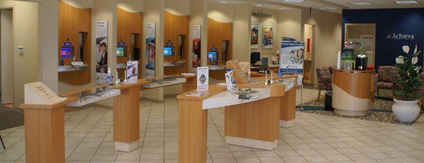 Achieva - Lobby Signs Kiosks