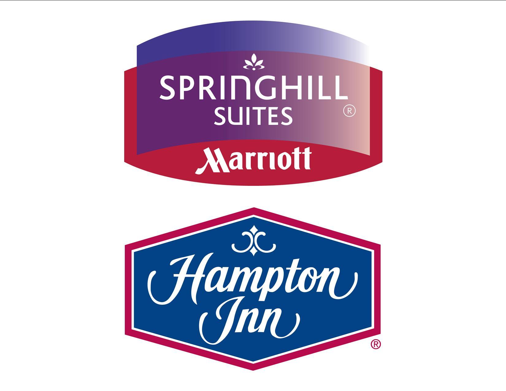 SpringHill Suites by Marriott/ Hampton Inn by Hilton