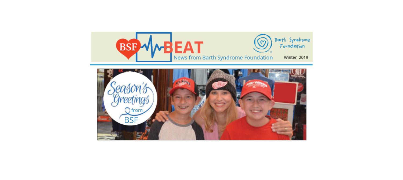 BSF Beat Winter 2019