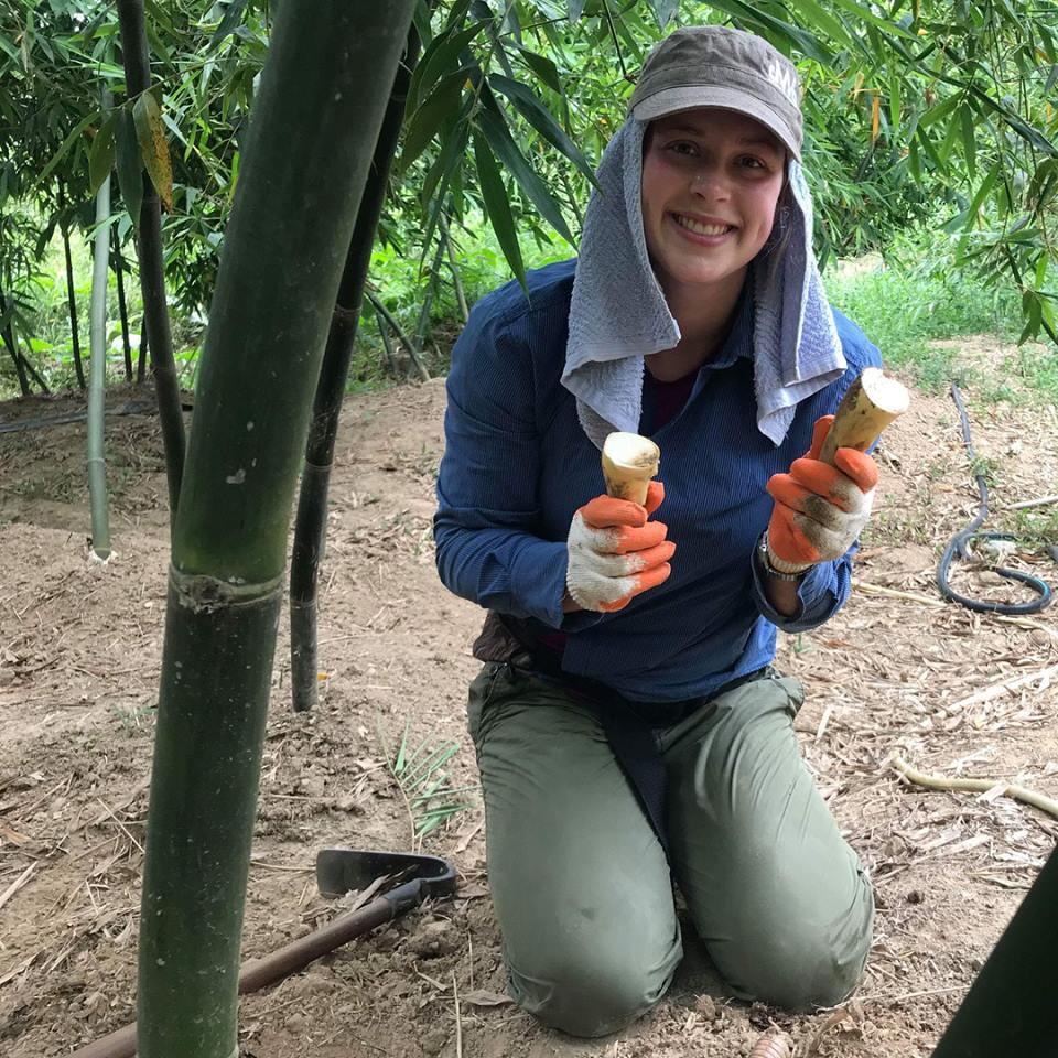 Hannah Nordby - IFYE Experience - Taiwan/Thailand Part 1