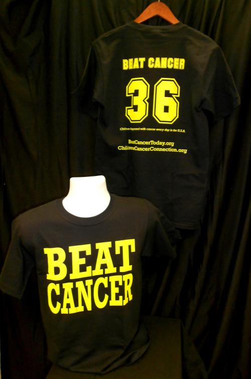 Beat Cancer Short Sleeve