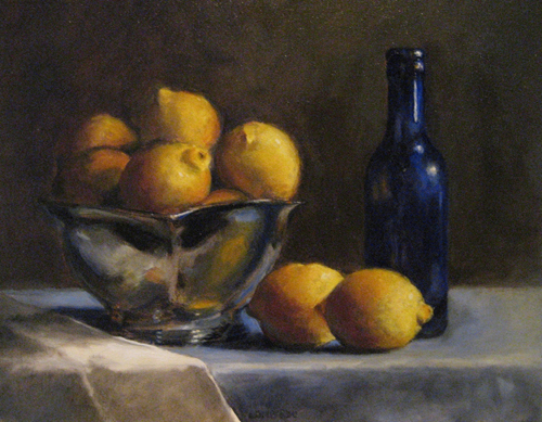 New Art Exhibition Featuring Classical Painter ANN LOMBARDO (posted November 23, 2015)
