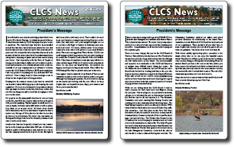 Copake Lake Conservation Society Newsletters
