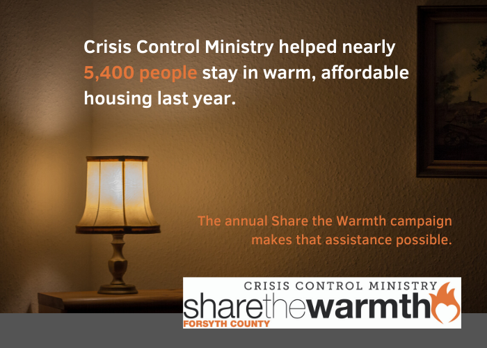 Share The Warmth this Winter!