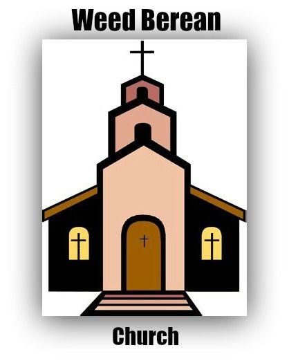 Weed Berean Church