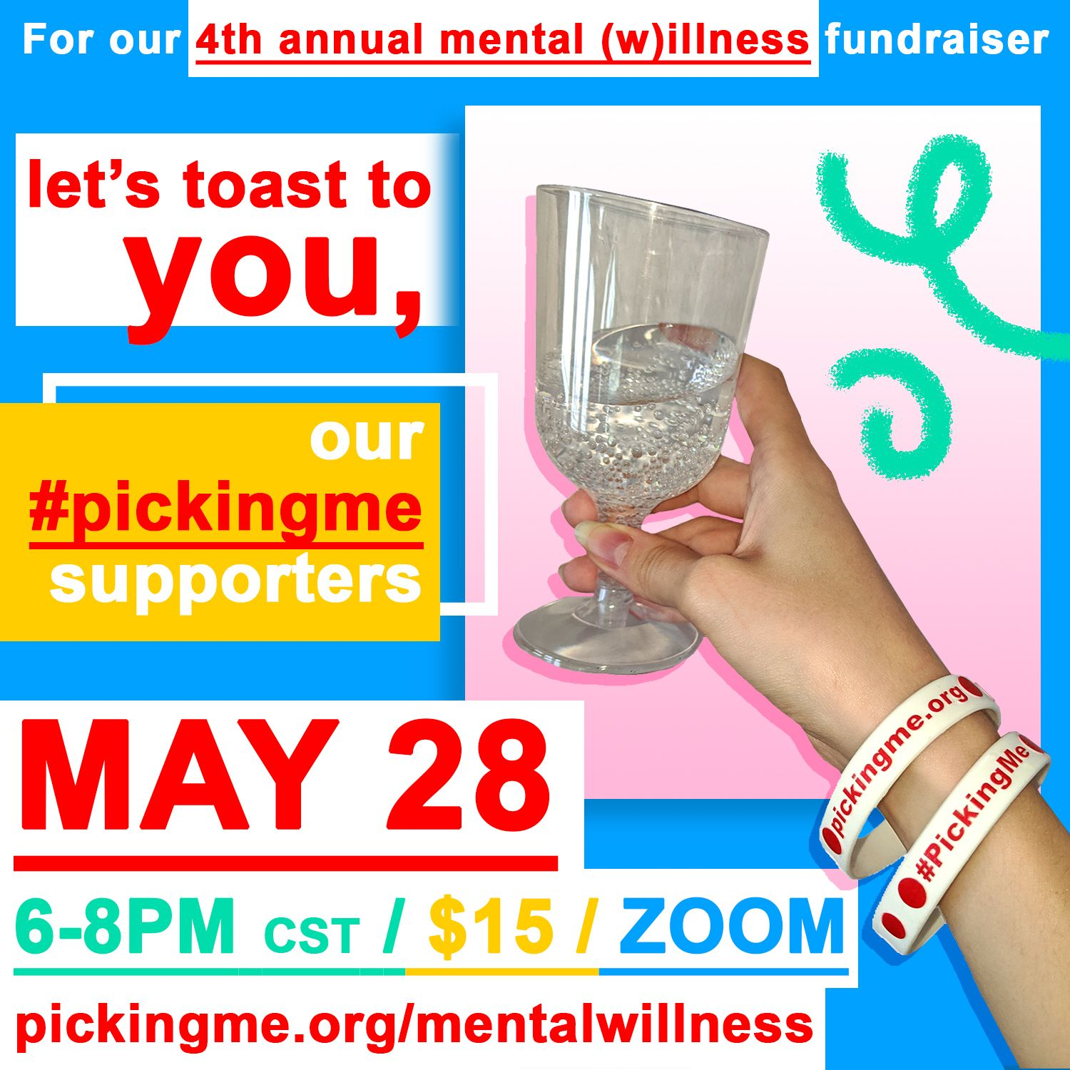 4th Annual Mental (W)illness fundraiser!