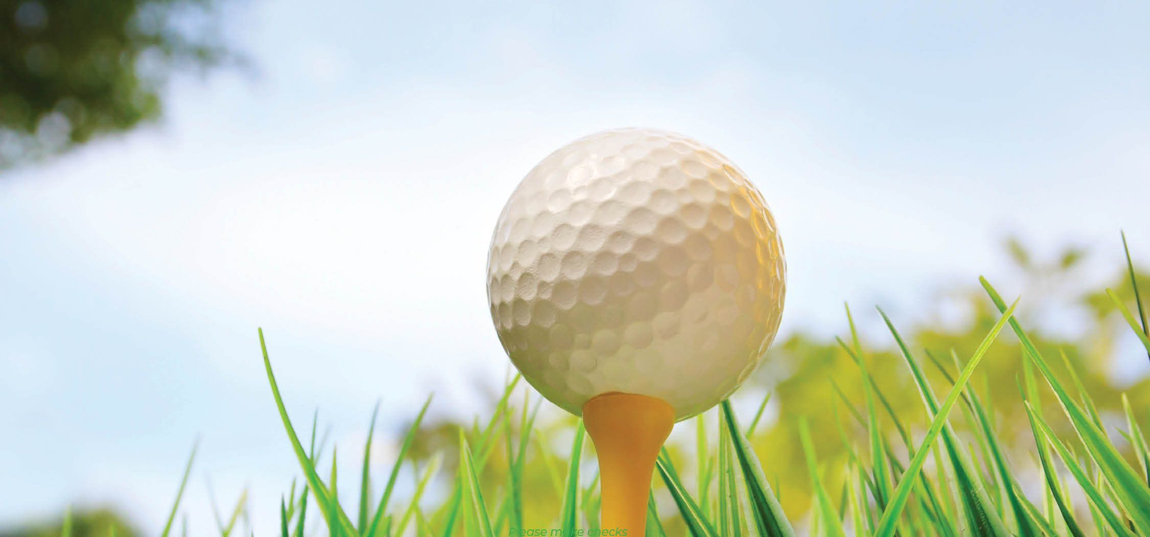 Let's Golf for Healthcare Scholarships
