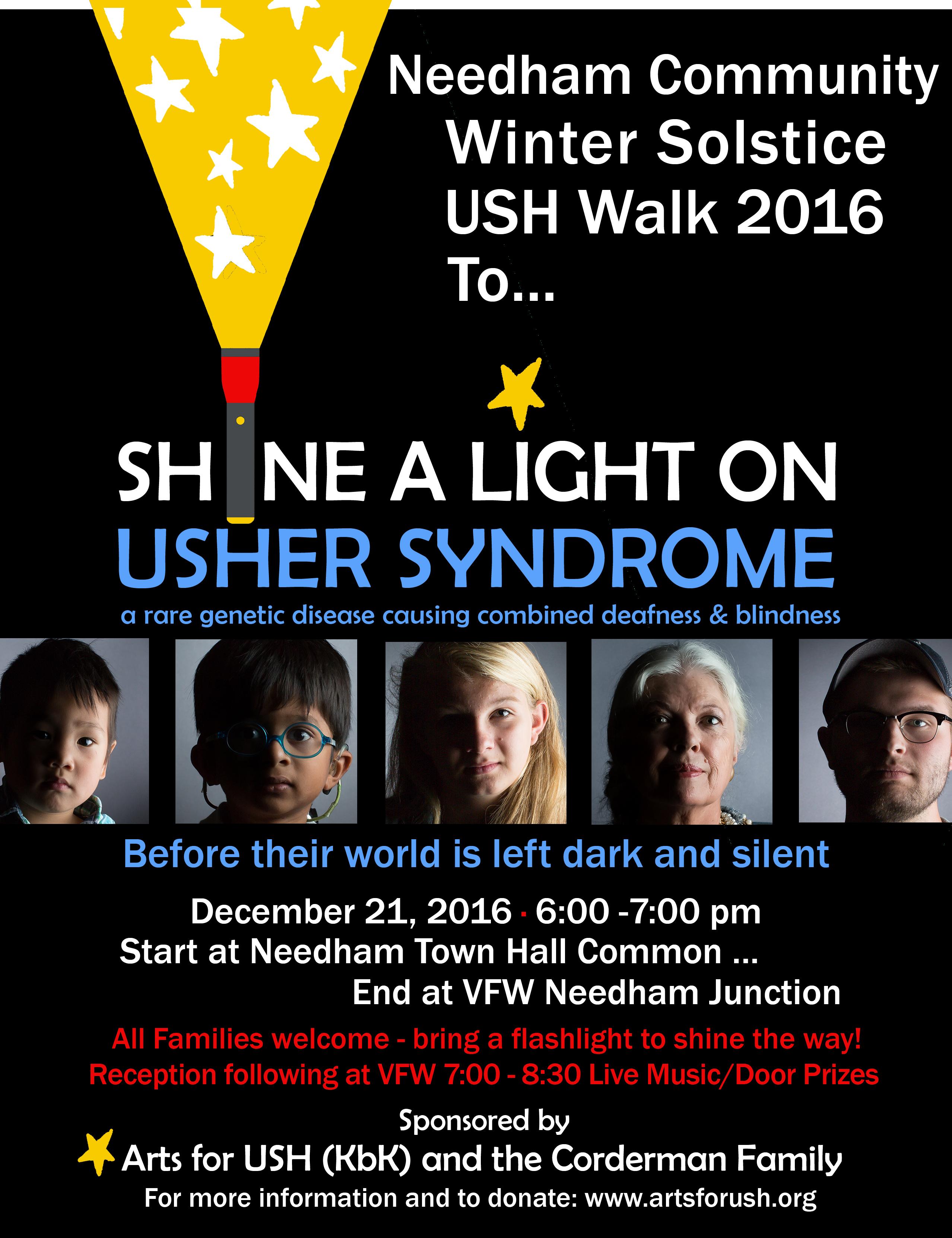 Winter Solstice USH Walk 2016
