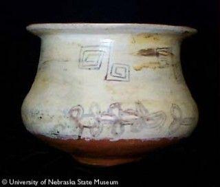 Ecuador Achuar bowl