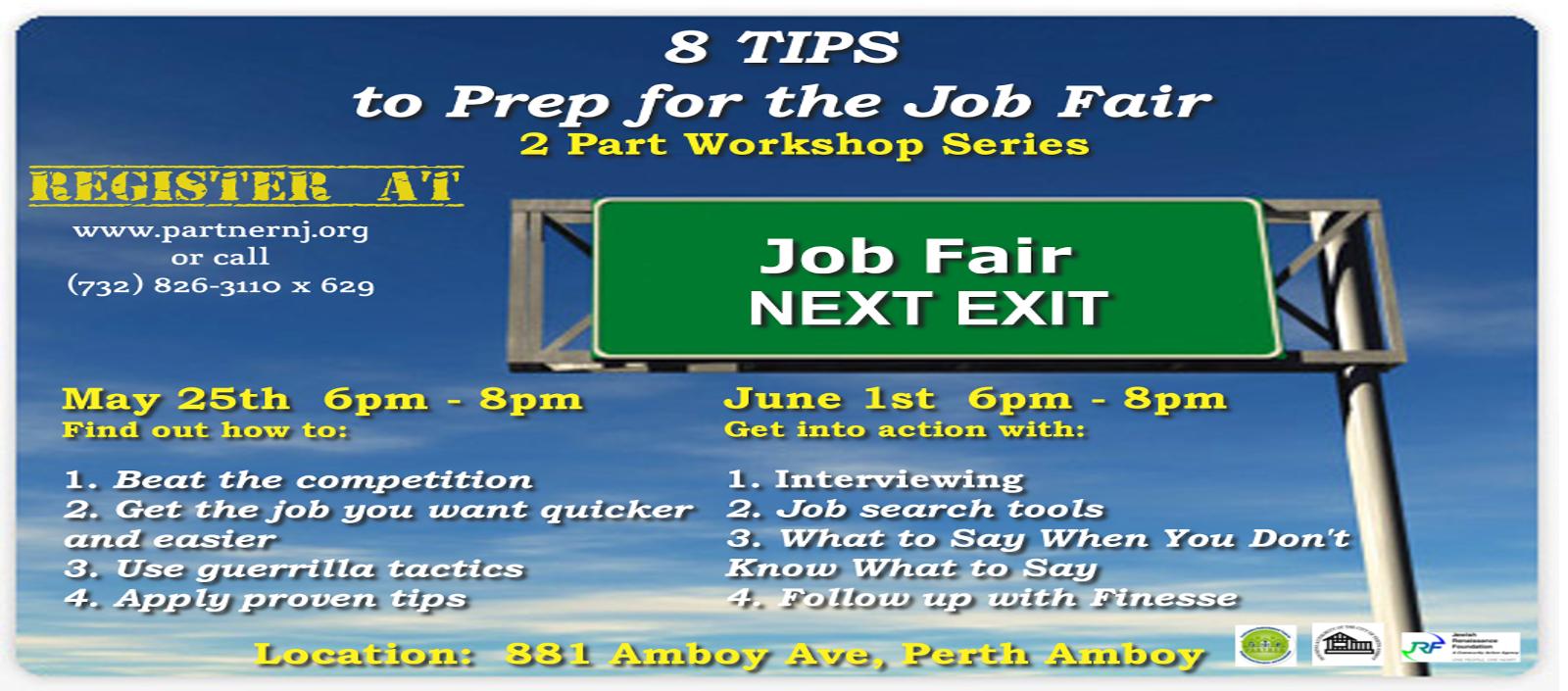 Prep For Success Workshop Series