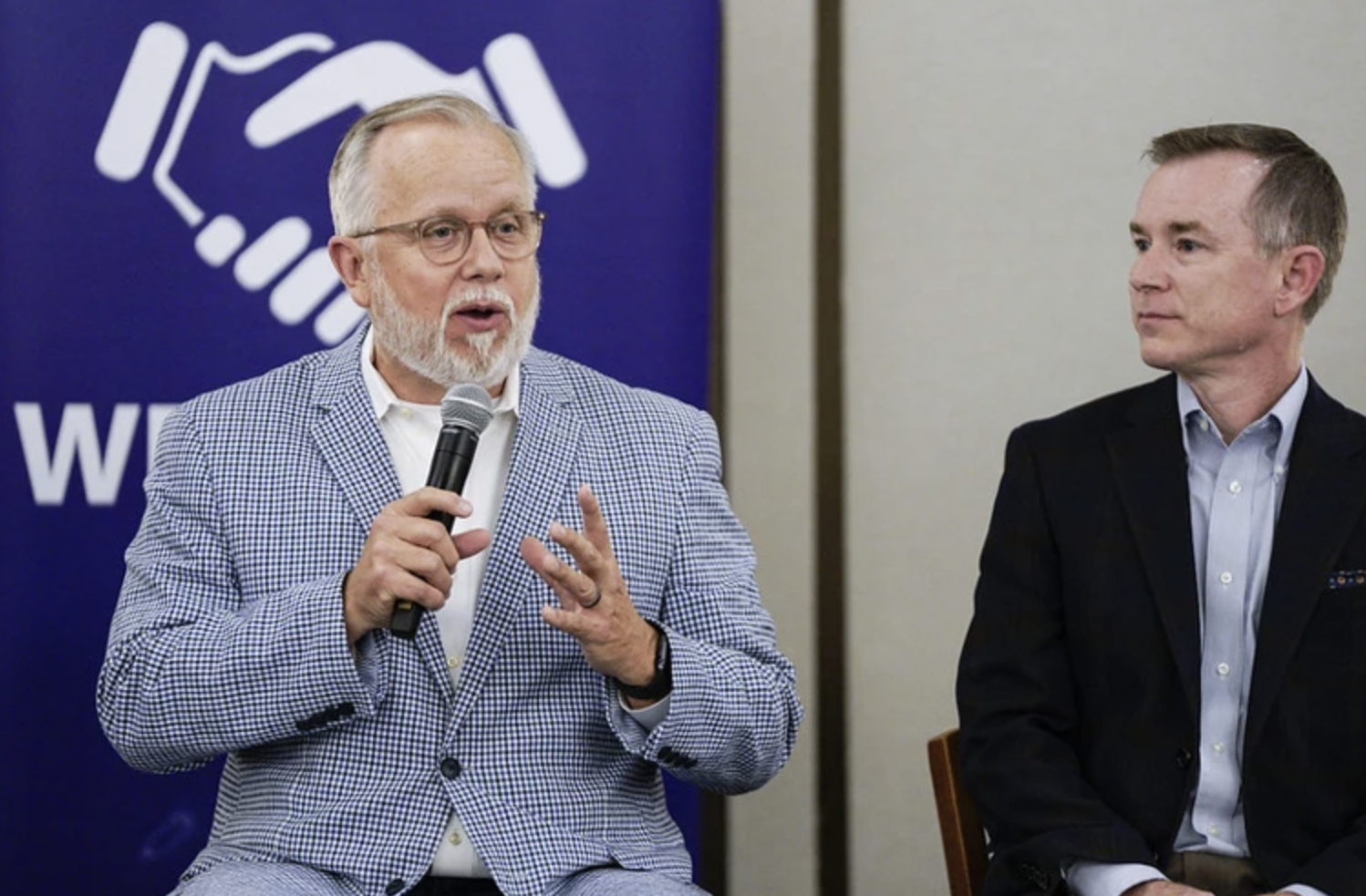 Pastor Ed Litton vows to 'build bridges, not walls' in new role as SBC president