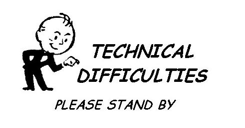 Sorry! We are experiencing technical difficulties with our Donation link right now.