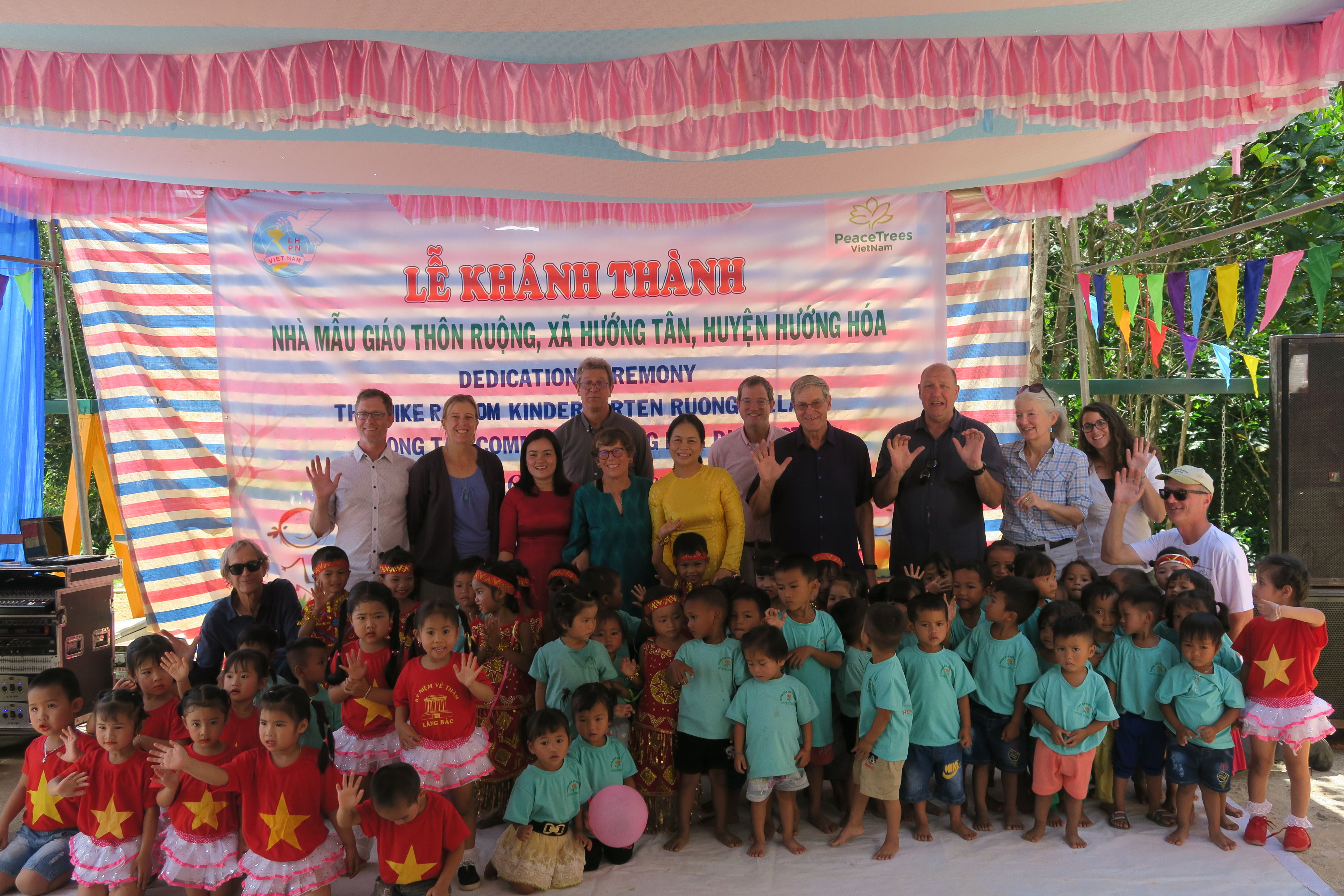 Ruong Kindergarten Dedication Story