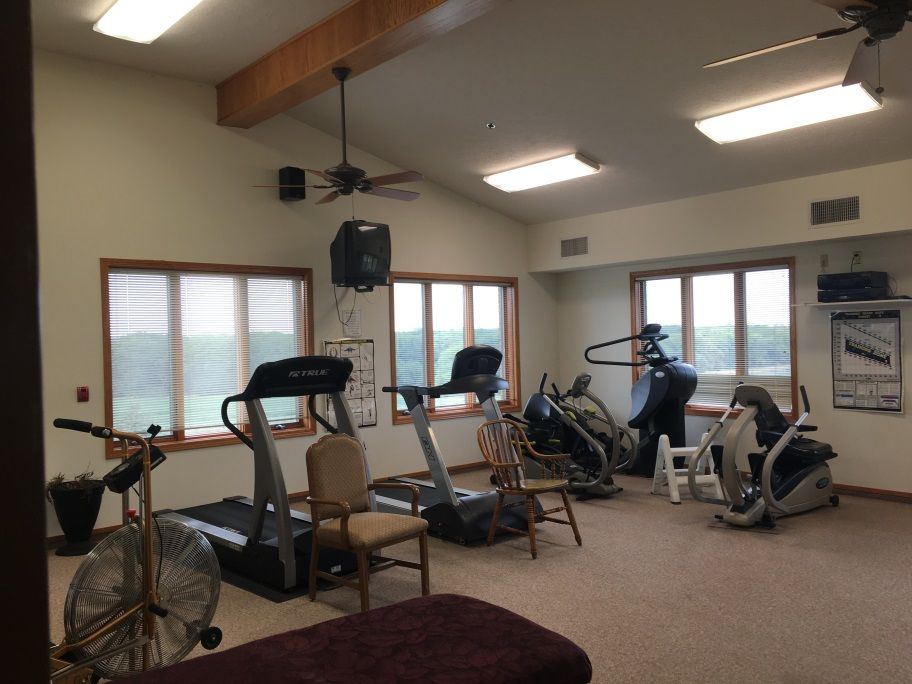 Gold Crest Retirement Center makes wellness a way of life