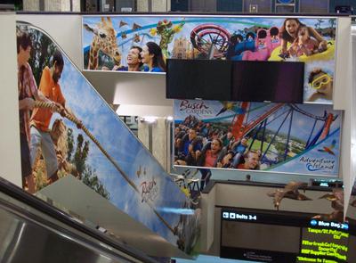 Digital Graphics Wall Mural