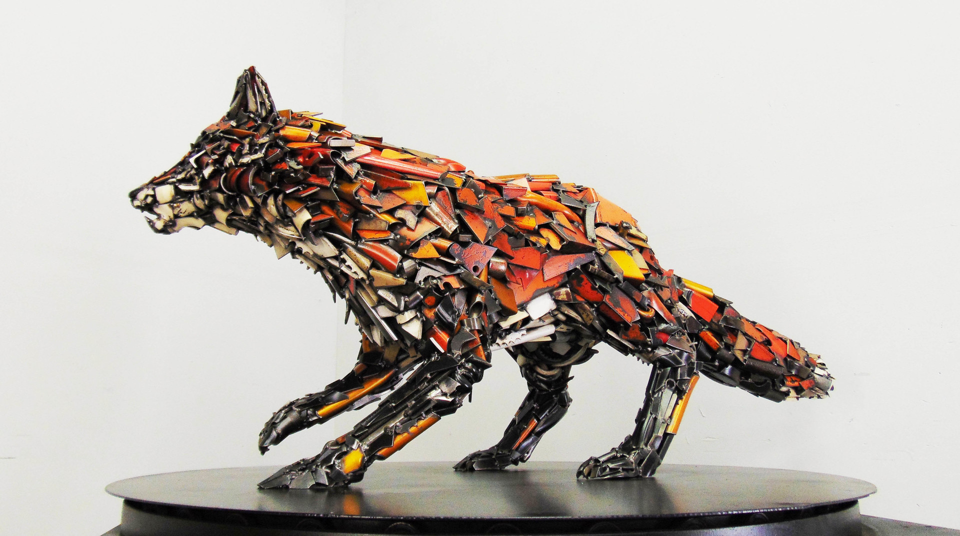 Pond - Red Fox