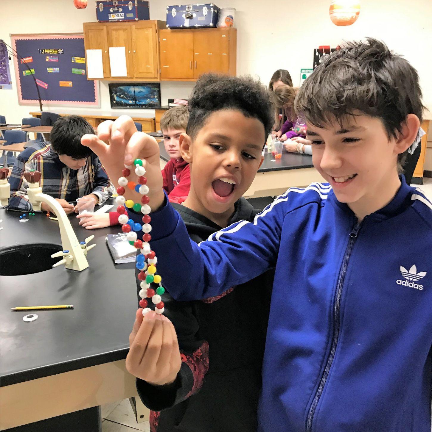 Crazy Chromosomes Classroom Grant
