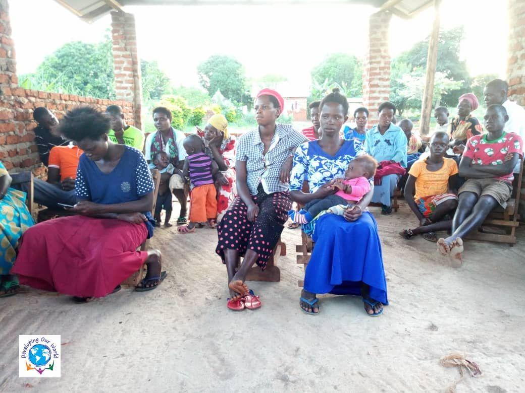 Help Orphan Needy and Elderly Uganda