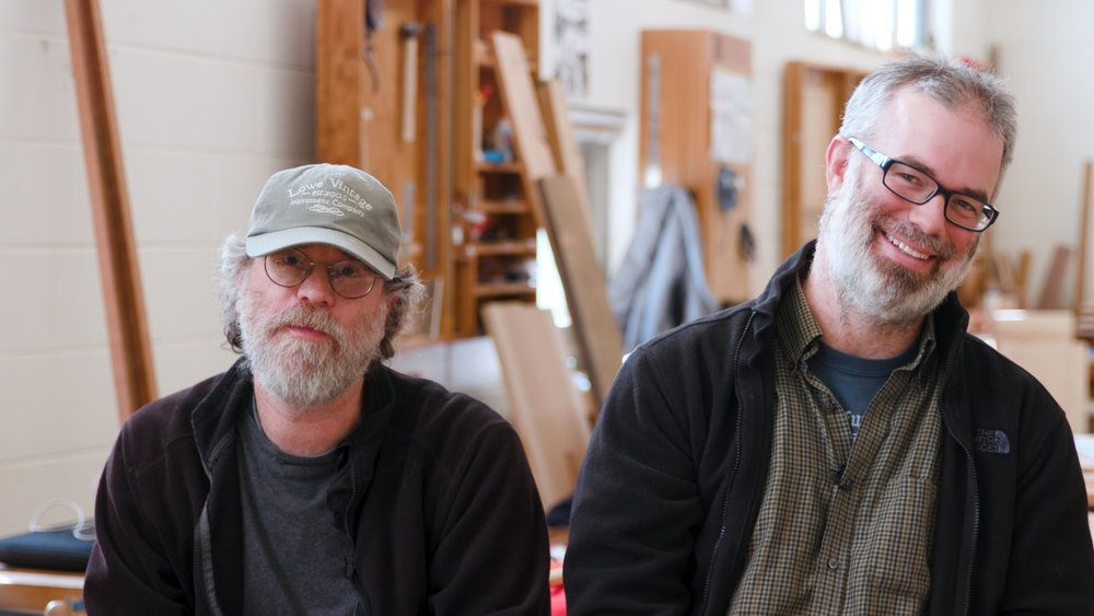 Weekly Gallery Tour: Erik Wolken and Robb Helmkamp