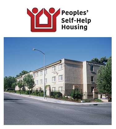 Peoples' Self-Help Housing Begins Renovation of Los Robles Terrace Affordable Senior Apartment Complex