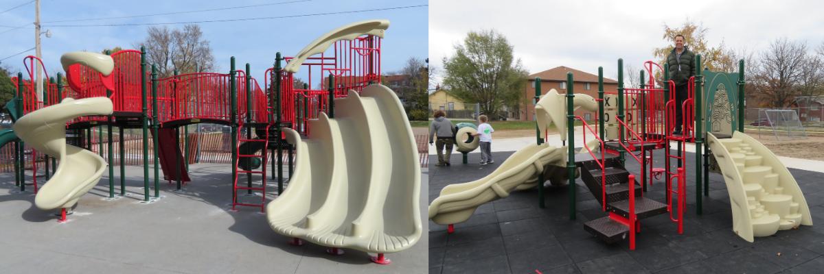 Everett School Playground Project