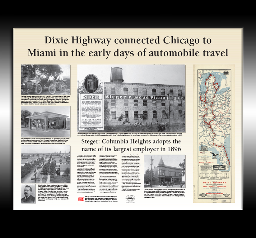 Dixie Hwy project - Steger