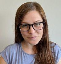 Megan Johnson, Grant Coordinator