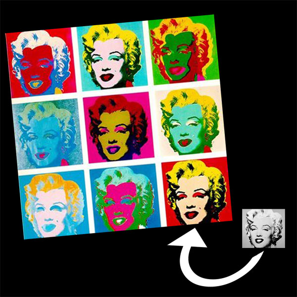Andy Warhol Effect