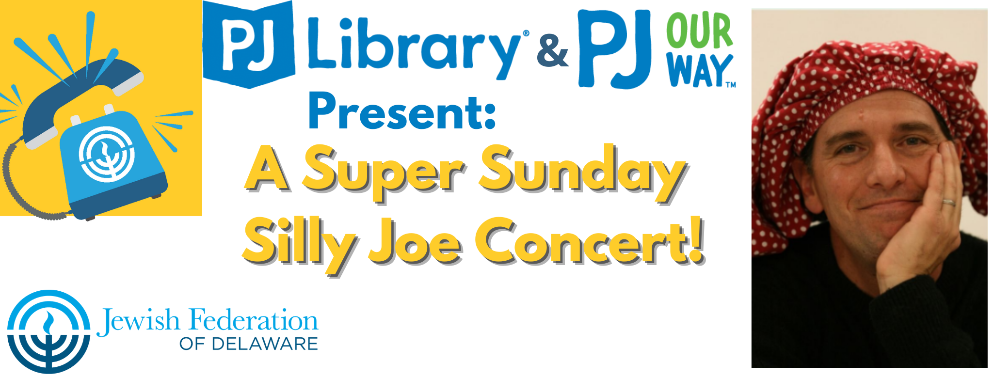 Super Sunday Silly Joe Concert