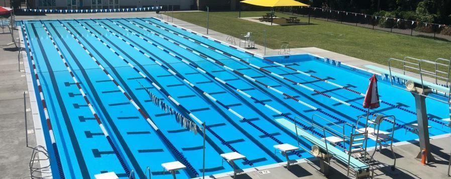 Adaptive Swim at Veteran's Memorial Pool
