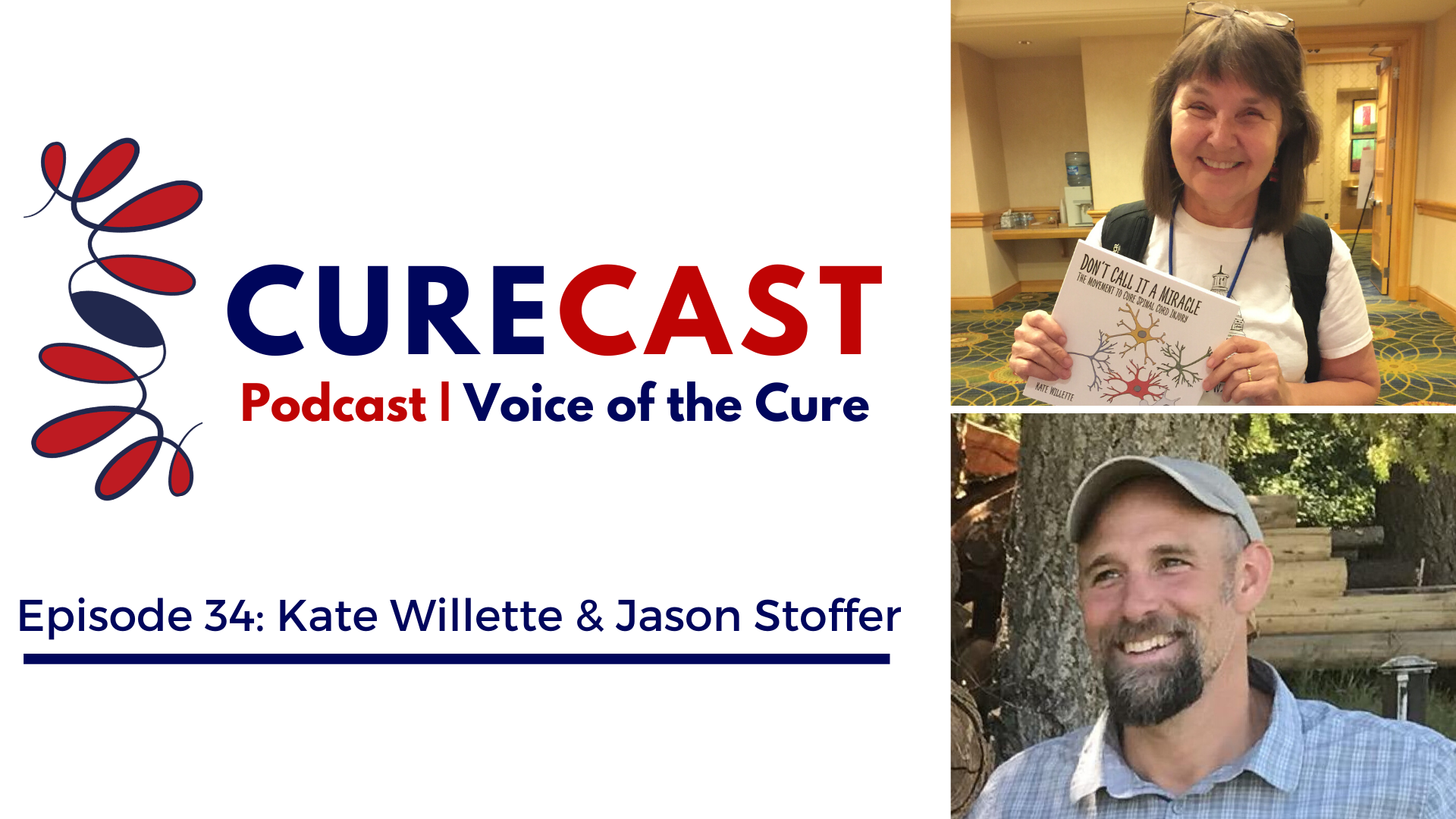 CureCast Episode 34: A Conversation with Jason Stoffer and Kate Willette