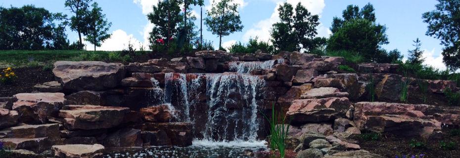 2015 Pond Garden