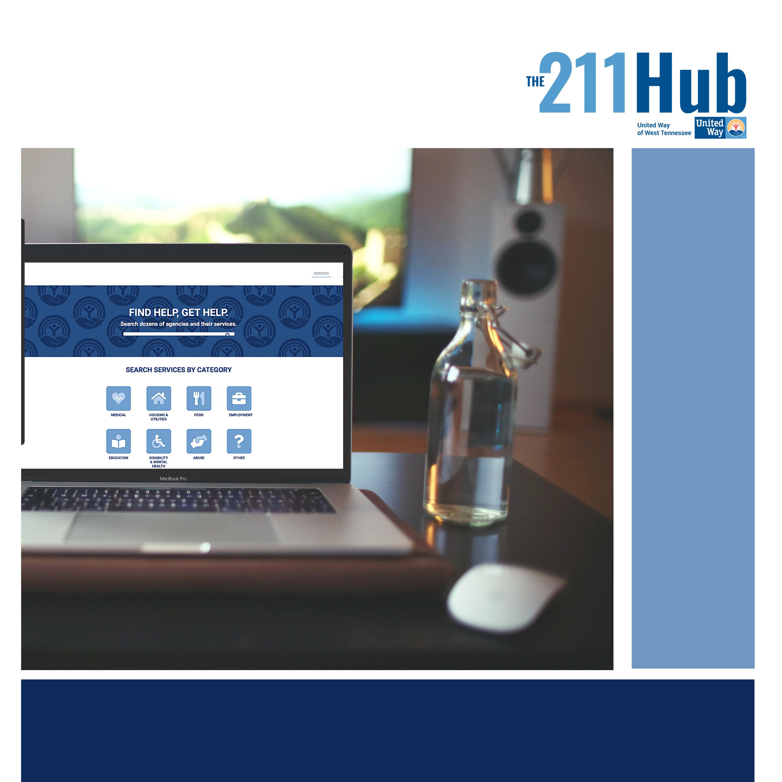 The 211 Hub