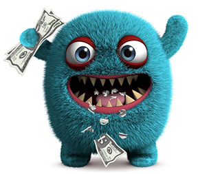 Is a Debt Monster Hiding Waiting to Scare You?