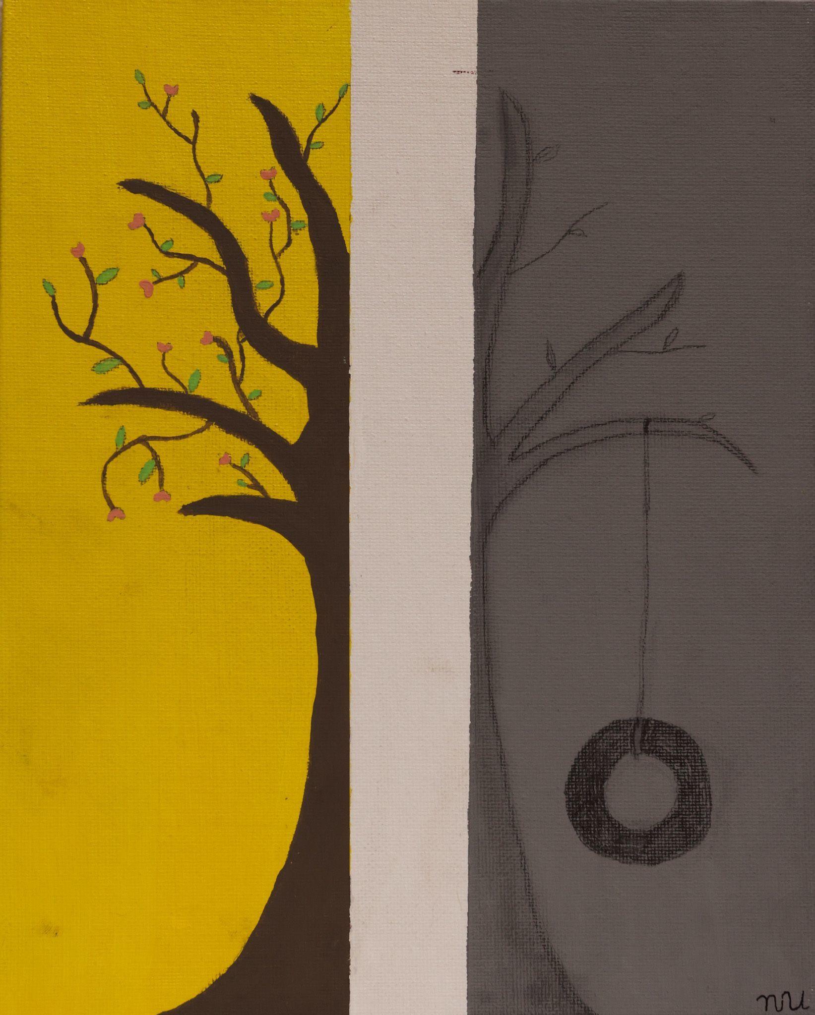"""Tree"" - Neila Urquhart"