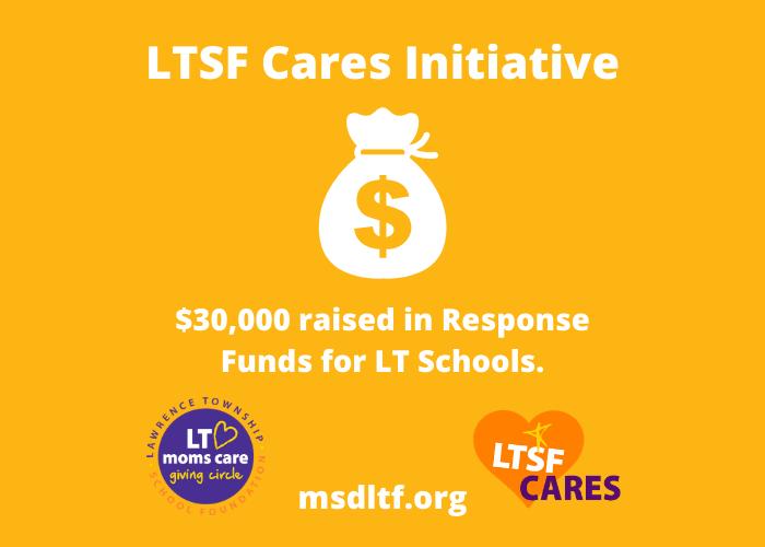 LTSF Cares Initiative raises $30,000 for LT Schools