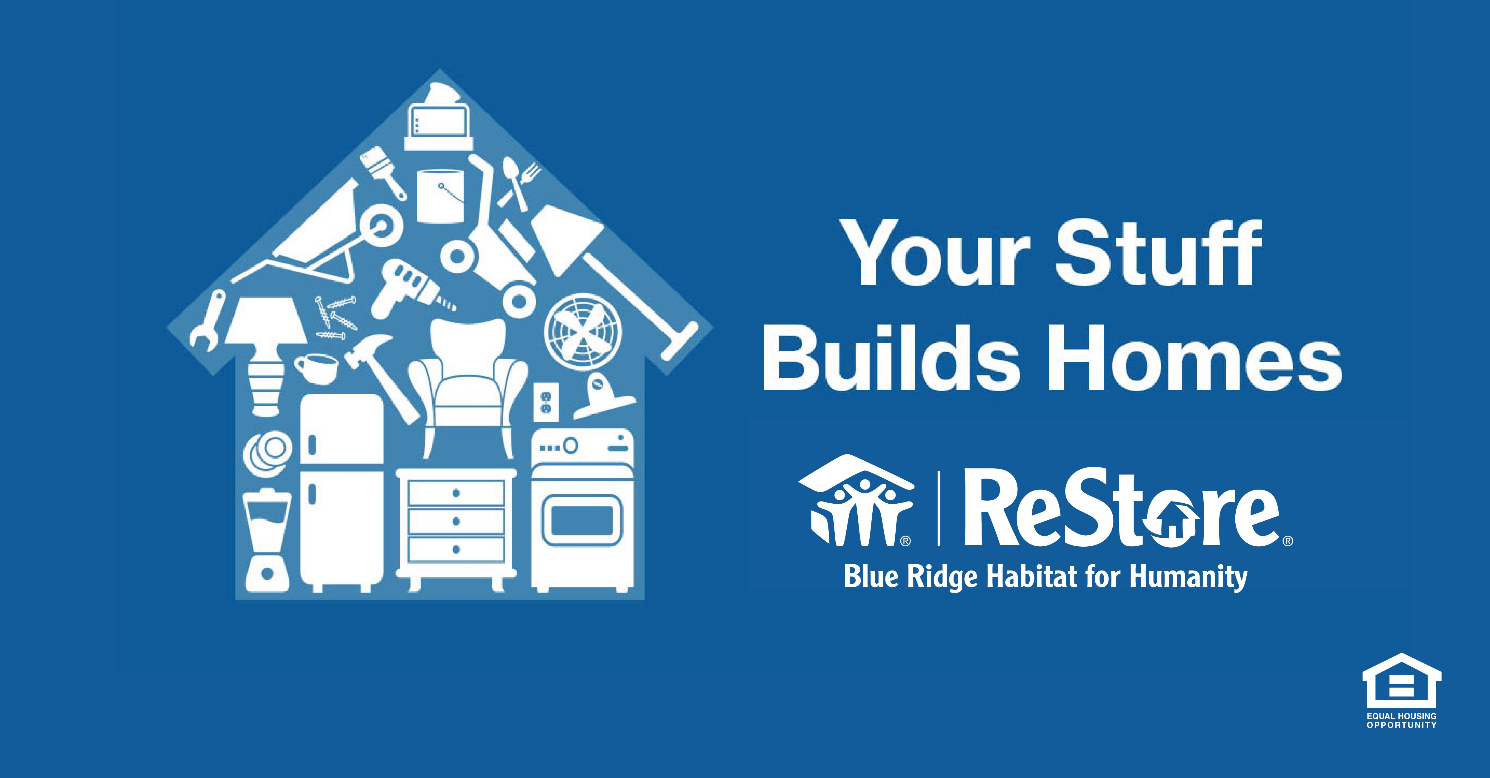 Your Stuff Builds Homes