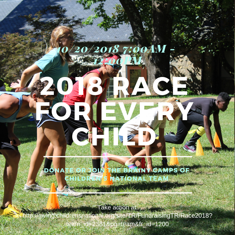 2018 Race for Every Child