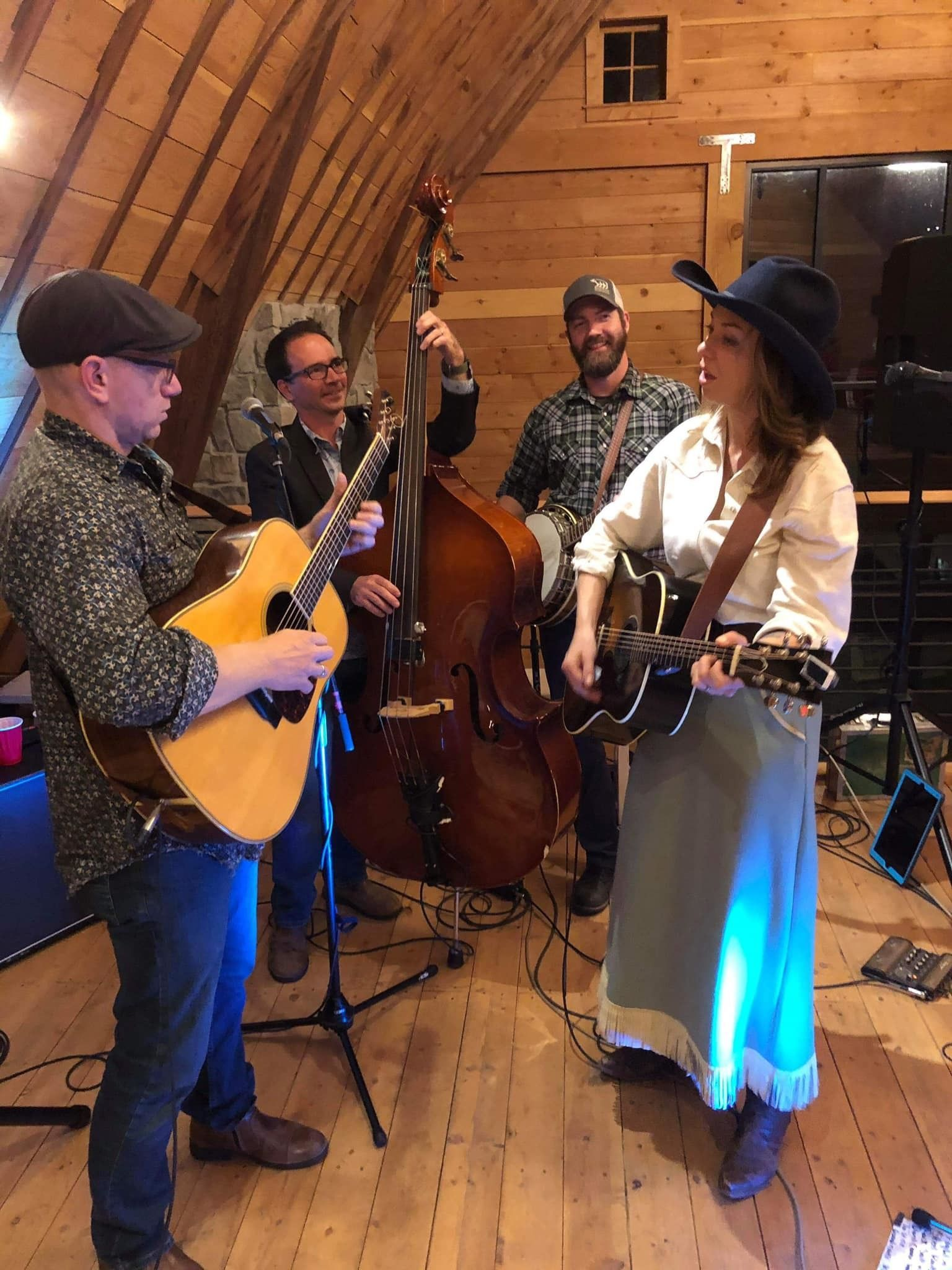 Barn Dance Benefit with Little Jane and the Pistol Whips
