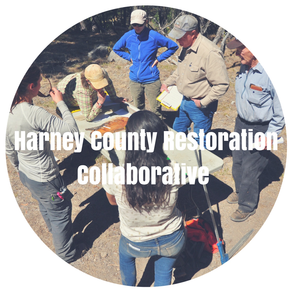 Harney County Restoration Collaboration Partners