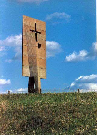 Bell Banner Graces the Prairie