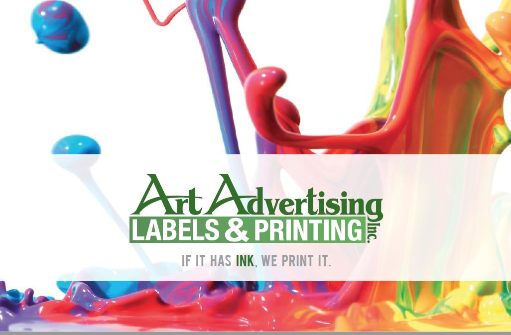 Art Advertising Brochure