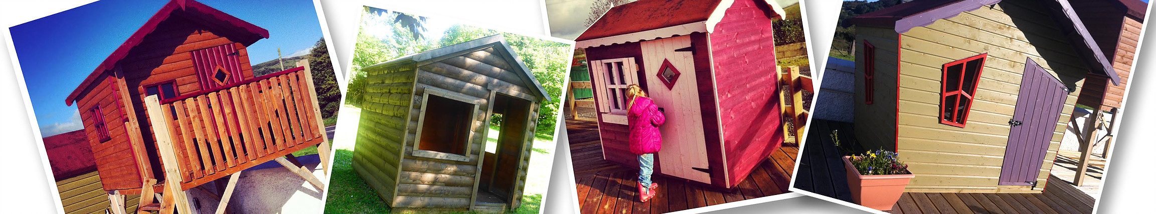 Playhouse Build and Raffle