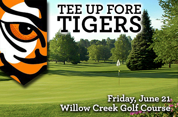 Tee Up Fore Tigers Golf Tournament